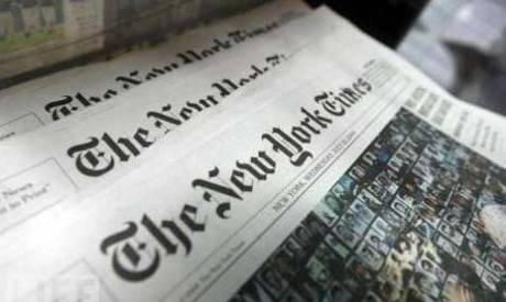 The New York Times leads the world media in Hindu-baiting!