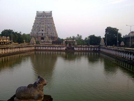 Chidambaram Nataraja Temple