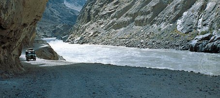 River Indus near Gilgit