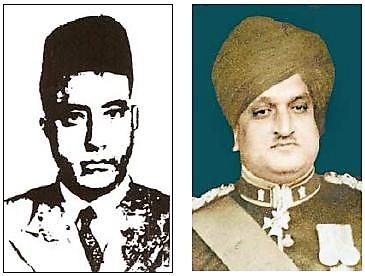 Pandit Ram Chandra Kak & Maharaja Hari Singh