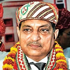 Justice Mahesh Chandra Sharma