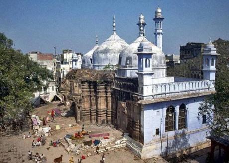 Gyanvapi Mosque in Varanasi