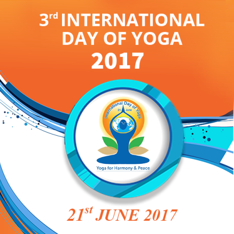 International Yoga Day 2017