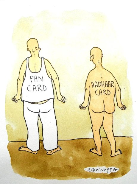 PAN & Aadhaar Identification Cards