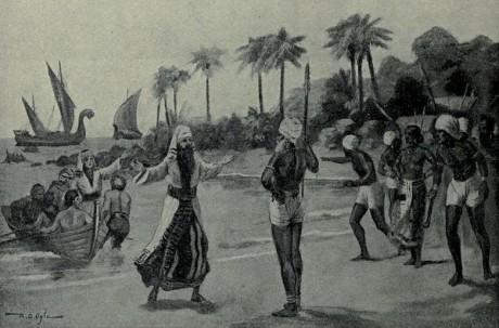 Jews arrive at Cochin (ca. AD 68)