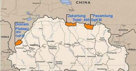 Doklam Plateau (Bhutan)