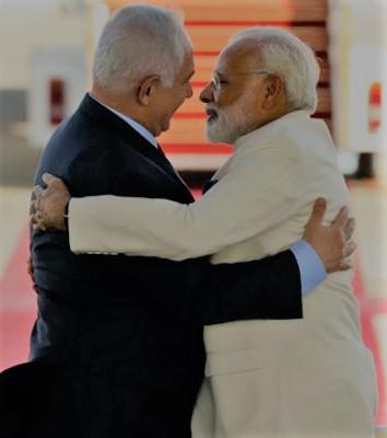 Modi & Netanyahi (2017)