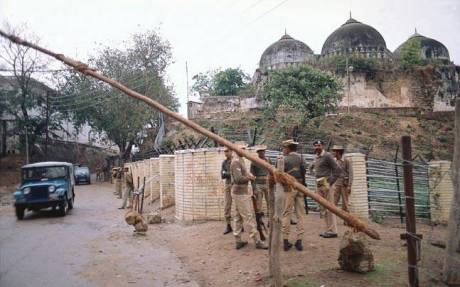 Babri Masjid (1991)