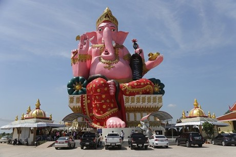 Sri Ganesha in Thailand