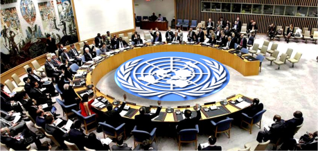 UN Security Council, New York City