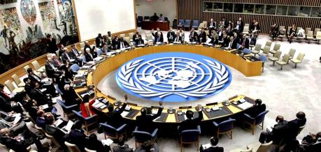 UN Security Council, New York City