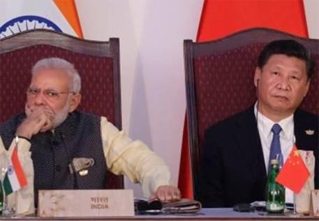 Narendra Modi & Xi Jinping