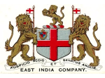 East India Company Coat of Arms (1698)