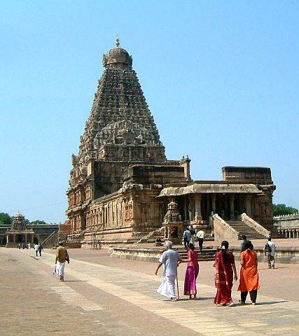 Brihadeshwara Temple Tanjavur