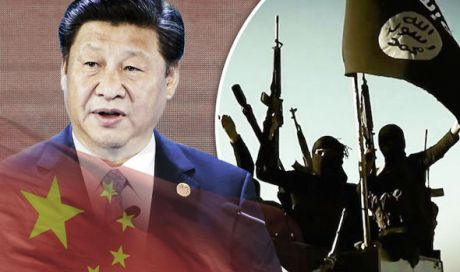 China's Xi vs. ISIS