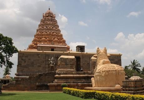 Gangaikonda Cholapuram Shiva Temple
