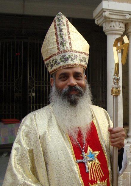 Gujarat Archbishop Thomas Macwan
