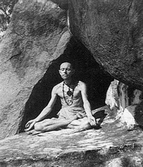 Henri Le Saux Tiruvannamalai