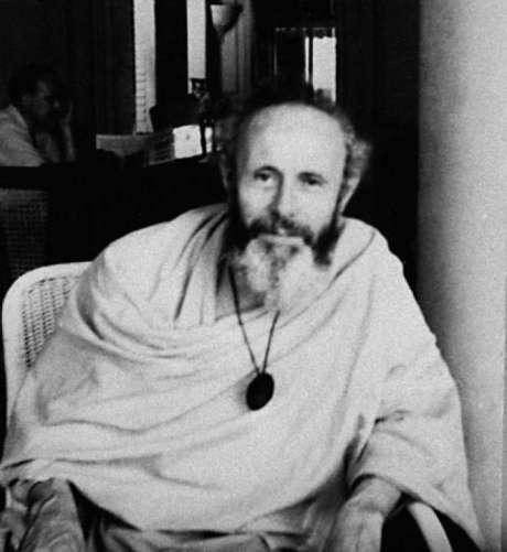 Fr Henri Le Saux (alias Swami Abhishiktananda)