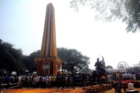 Bhima Koregaon Victory Pillar