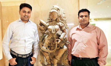 Anuraag Saxena and Vijay Kumar