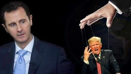 Assad & Trump
