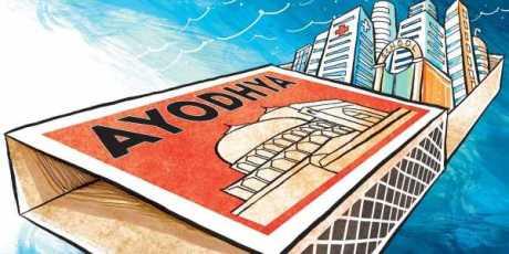 Ayodhya Graphic