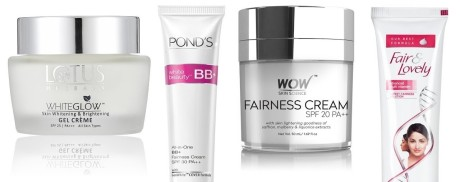 Fairness Creams