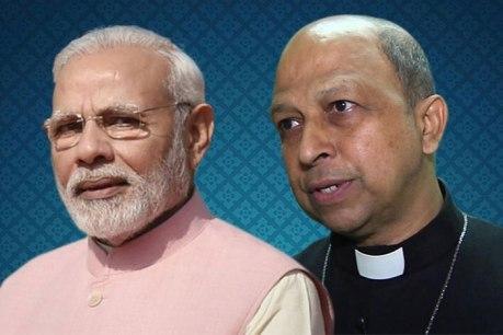 Narendra Modi & Anil Couto