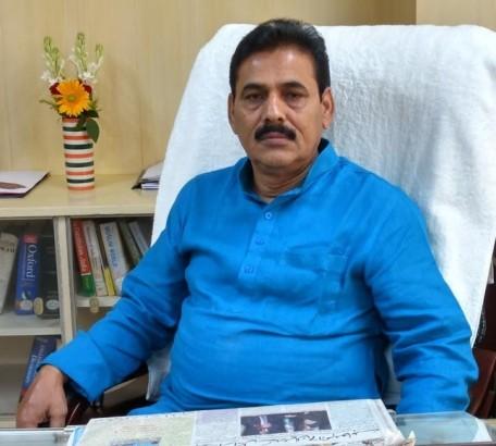 NCM Chief Syed Ghayorul Hasan Rizvi