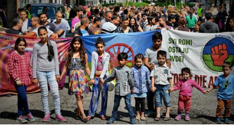 Romani in Germany