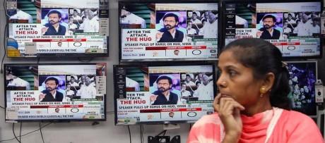 India No Confidence Debate 2018