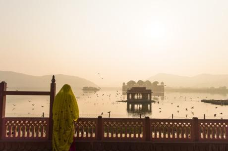 Jal Mahal Jaipur (© Vijayaraj P.S.)