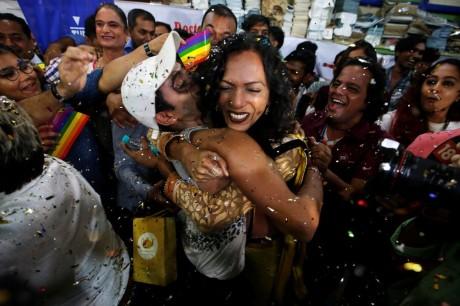 Gay community celebrates on April 6th, 2018