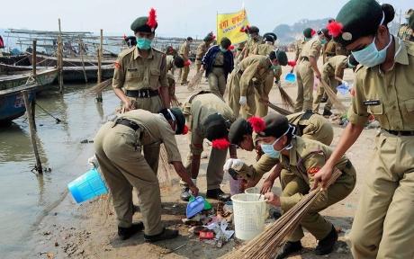 National Cadet Corps at Patna