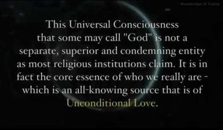 Universal Consciousness Quote