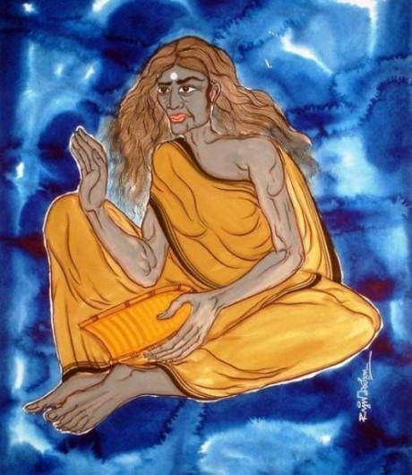 Devi Nirrti-Dhumavati