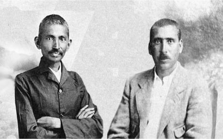 Gandhi & Kallenbach