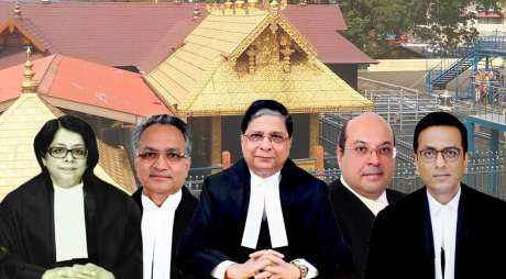 Judges vs Sabarimala