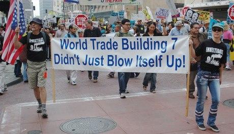 WTC Building 7 Protest