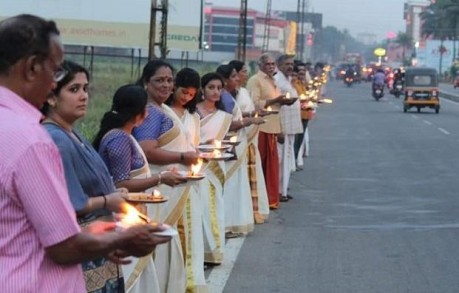 Ayyappa Jyoti Demo Dec 26, 2018