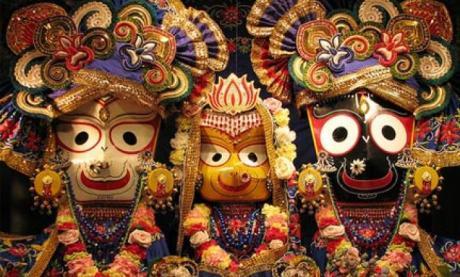 Balabhadra, Subhadra & Jagannath