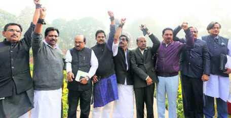 Shashi Tharoor and Kerala MPs