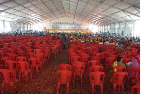 Dharma Sansad, Kumbha Mela at Prayagraj, 2019