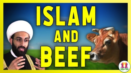 Islam and beef-eating