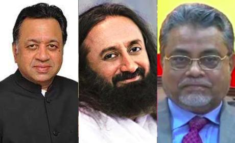 Mediators: Kalifulla, Sri Ravi Shankar & Sriram Panchu