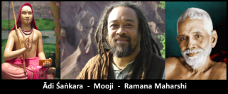 Inside the Mooji cult – Be Scofield | Bharata Bharati