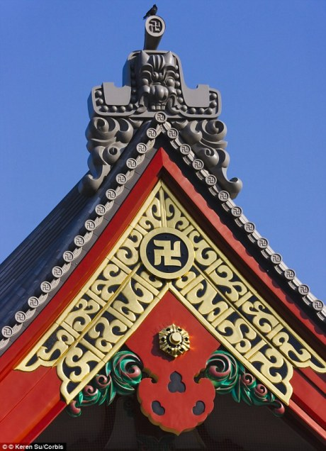 Senso-ji Buddhist Temple in Tokyo