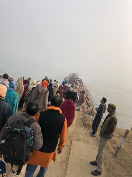 Yatris Kumbh 2019