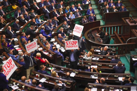 Polish Parliament (May 2019)